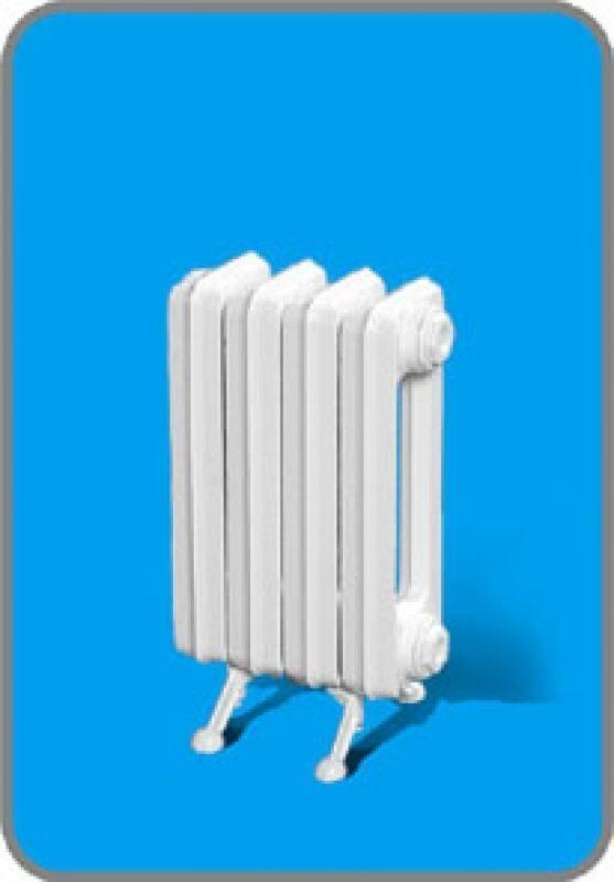 Радиатор чугунный  2К-60П-300 1 секция